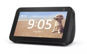 Amazon Echo Show 5 de color negro