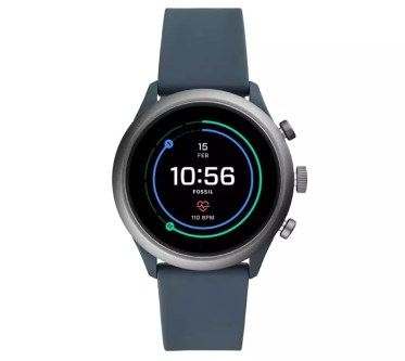 Fossil Sport Smartwatch color azul