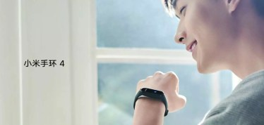 Xiaomi Mi Band 4 uso