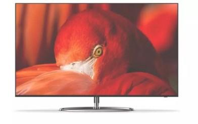 Imagen frontal de OnePlus TV