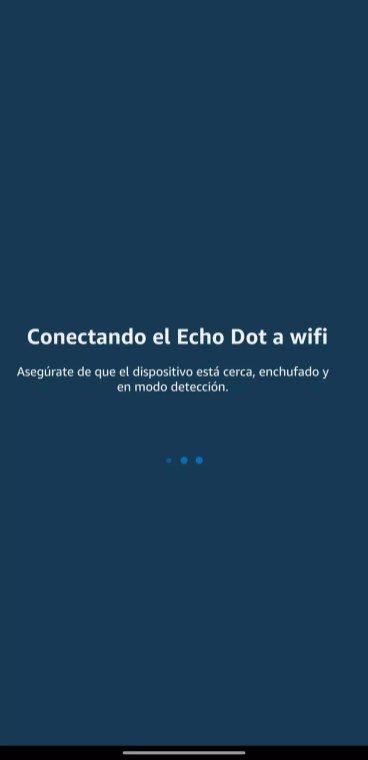 Accediendo WiFi Echo Dot