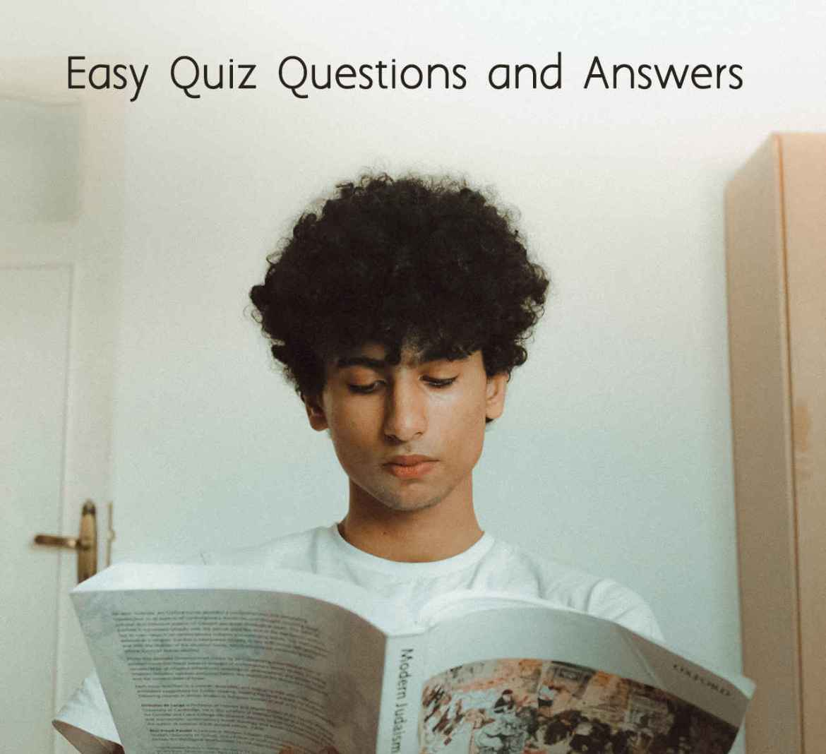 Easy Quiz Questions and Answers