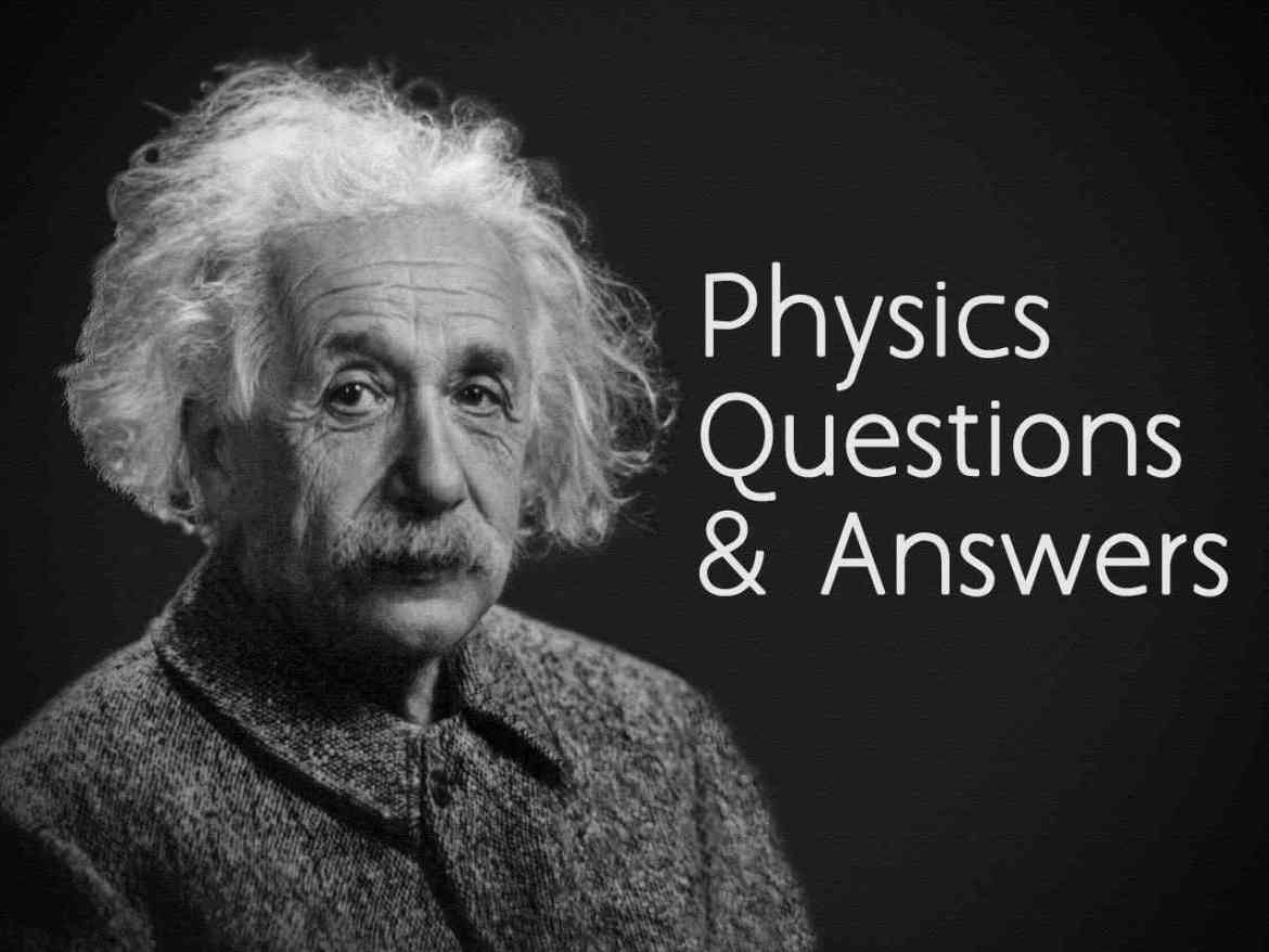 Physics Questions and Answers - Basic Physics