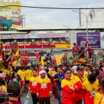 Traslacion of the Black Nazarene in Quiapo