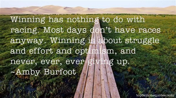 Image result for amby burfoot quote