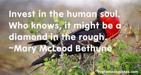 Mary Mcleod Bethune Quotes Top Famous Quotes And Sayings