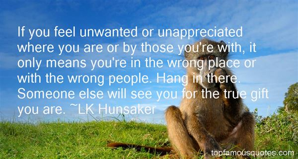 Work Unappreciated Feeling Quotes