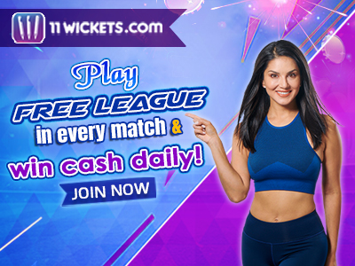 How To Play Fantasy Cricket At 11Wicket?