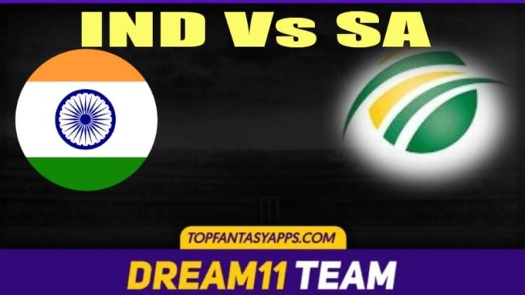 IND VS SA Match 3rd T20