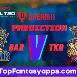 BAR vs TKR Dream11 Team Prediction For 17th Match CPL 2020 (100% Winning Team)