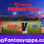 KXIP vs MI Dream11 Team Prediction for Todays IPL Match, 100% Winning
