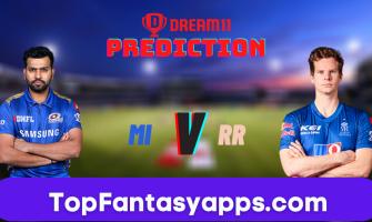 MI vs RR Dream11 Team Prediction for Today's IPL Match, 100% Winning