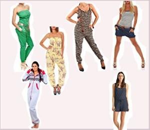 Damen Jumpsuites - OBERSEITE - Damen Sommer 8 - 345 x 345