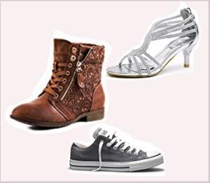 Damen -Schuhe - Sommer -345 x 345