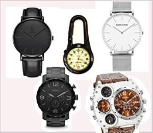 Herren -Uhren 2 - z.B. in Table 822 - 345 x 345