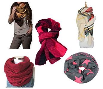 Wunderschöner Damen Schal