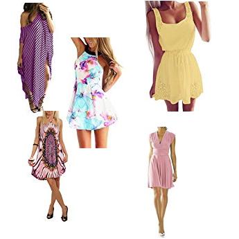 Damenkleider - Sommer