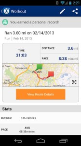 Mapmyfitness Screenshot2