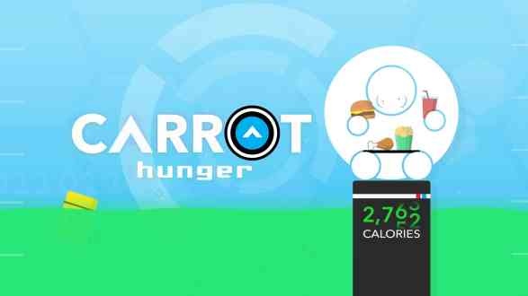 CARROT Hunger – Talking Calorie Counter Launch Trailer
