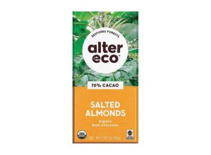 alter eco salted almonds