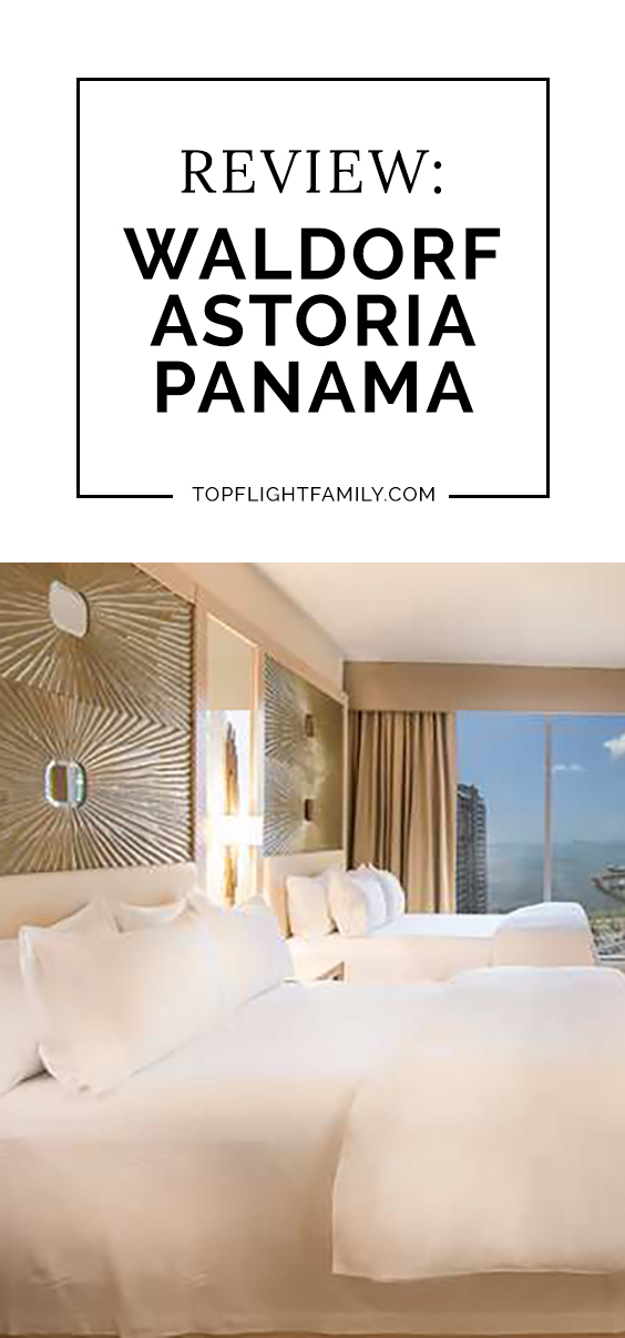 Planning a trip to Panama City? Then check out this Waldorf Astoria Panama review of this luxury hotel in the heart of the big city.