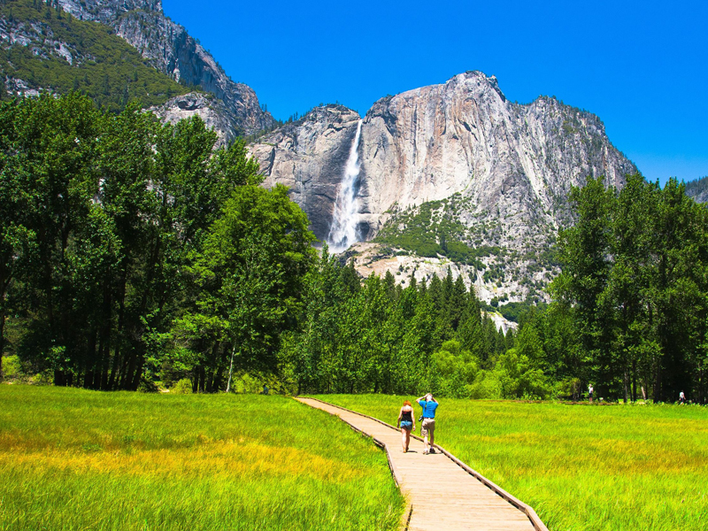 Yosemite National Park - Toddler Friendly Vacations