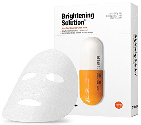 Dr.Jart+ Dermask Brightening Solution Ultra-Fine Microfiber Sheet Mask