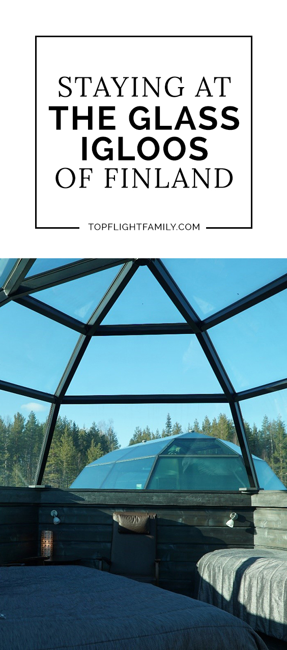 youu0027ve likely seen a picture of a glass igloo in finland and thought to