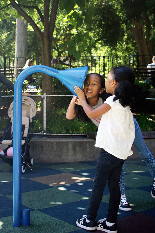 best playgrounds in new york city