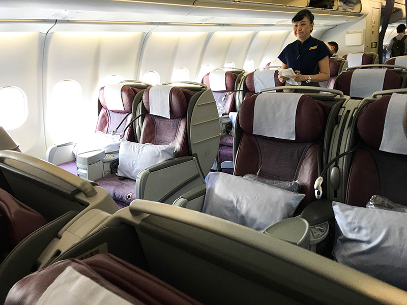 china airlines review