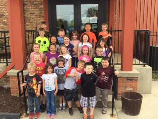 2nd Grade - Topflight Grain Kids 2017