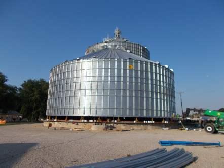Around Topflight Grain 2017