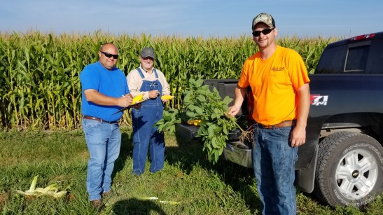 Crop Tour - Topflight Grain Friends 2017
