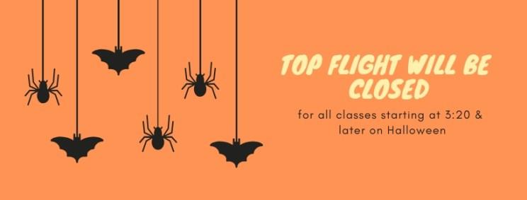 Halloween FB Cover – Top Flight Gymnastics