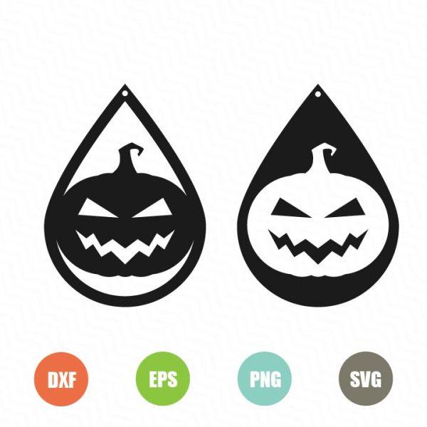 Download Teardrop Pumpkin SVG - TopFreeDesigns
