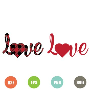 Download Free Love SVG - TopFreeDesigns