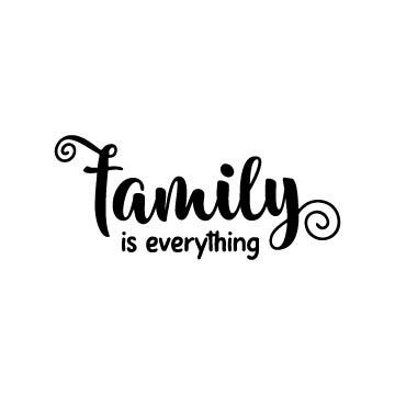 family svg
