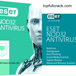 ESET Internet Security 12.1.31 Crack With License Key Latest 2019 Download