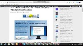 vce exam simulator latest version free download