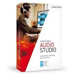 SOUND FORGE Audio Studio 13.0 Crack With Serial Key Free Download 2019