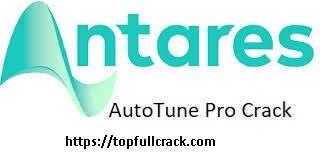 Antares AutoTune Pro 9.1.1 Crack + Full License Key 2020