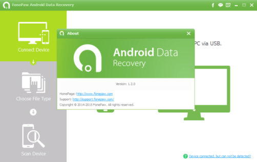 FonePaw Android Data Recovery 2.8.0 Crack & Keygen Full Download