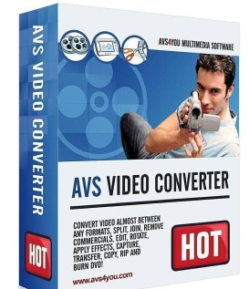 AVS Video Converter 11.0.1.632 Crack Plus Full Keygen [Win & Mac]