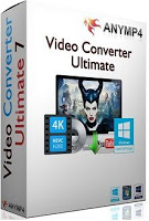 AnyMP4 Video Converter Ultimate 7.2.5 Activation Keys And Crack Full Free