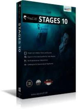 AquaSoft Stages 11.10.03 Keygen