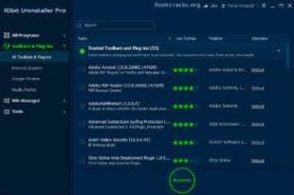 IObit Uninstaller 8.3.0.14 Crack + License Key Download Full Free