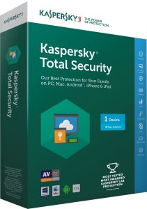 Kaspersky Total Security 2019 19.0.0.1088 Activation Key