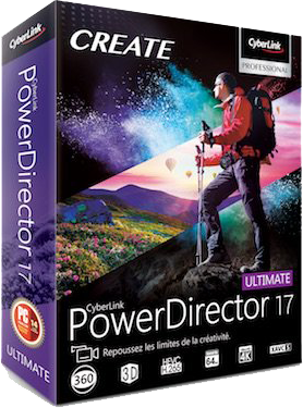 PowerDirector 17 Keygen With Crack Download Full [All Edition]