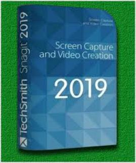 Snagit 2019.1.1 Crack + Keygen Full Download