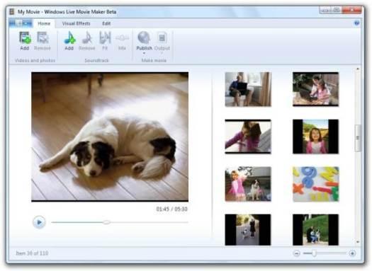 Windows Live Movie Maker 2012 16.4.3505.912 Crack